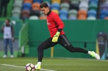 Goalkeeper Ederson to Join Manchester City, Confirm Benfica