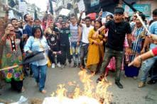 Reserve Battalion Officer Stabbed by GJM Supporters as Clashes Rock Hills