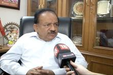 Will Amend Cattle Order Language Urgently to clear 'Doubts': Harsh Vardhan