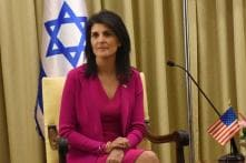 Nikki Haley Says US Won't Let United Nations 'Bully' Israel Anymore