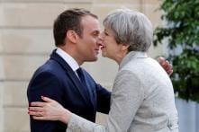 France's Emmanuel Macron Says EU Door Remains Open to UK