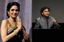 Forever Grateful to AR Rahman for Being Part of MOM: Sridevi