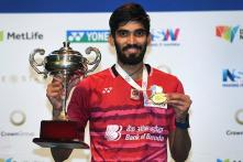 K Srikanth's Journey From Injuries to 4 Super Series Titles in 2017