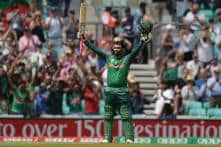 1st ODI: Tamim, Shakib Star as Bangladesh Crush Zimbabwe