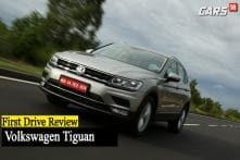 Watch Volkswagen Tiguan First Drive Review