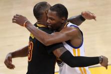 NBA Finals 2017: Warriors Defeat Cavaliers to Lift Trophy