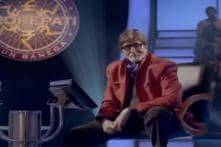 Amitabh Bachchan Shares First Pictures From KBC 9 Sets