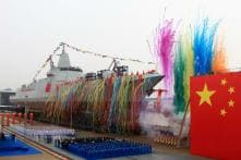 China Launches 10,000-tonne Monster Next Generation Destroyer