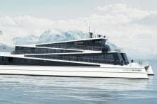 All-electric Ferry to Navigate Norway's Stunning Fjords