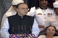 At the Midnight Hour, Jaitley Channels Nehru in Historic Speech