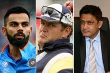 Will Tom Moody Benefit From 'Tussle' Between Kohli and Kumble?