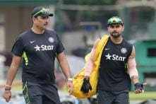 Fielding Coach Sridhar Picks Ravi Shastri over Anil Kumble