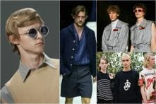 Male Grooming Alert: The Return Of Mod Style And The Slick Side-Sweep