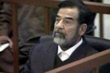 In Last Days, Saddam Hussein Bonded With US guards, Listened to Pop Music