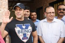 Salman Khan Works Towards Open Defecation-Free Mumbai
