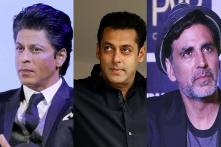 SRK, Salman, Akshay in Forbes World's Highest-Paid Celebrities List
