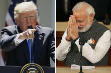 Trump 'Looking Forward' to Maiden Meet With Modi; Terrorism, H1-B Top Agenda