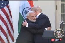Cong Takes Swipe at Modi's 'Hugplomacy', Says Govt Snoozes as US Terminates India's Beneficiary Status