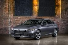 Honda Accord to Face Tough Competition in Slumping US Sedan Market