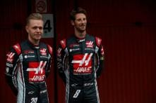 Formula One: Haas To Have Same Driver Lineup For Next Season