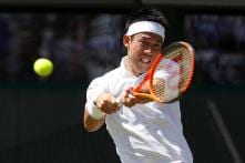 Kei Nishikori Replaces Injured Del Potro at ATP Finals