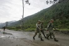 Chinese Troops Briefly Came to Indian Side in Arunachal's Dibang Valley