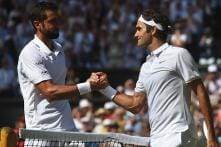 Wimbledon 2017: Cilic Stands in Way as Federer Eyes Immortality