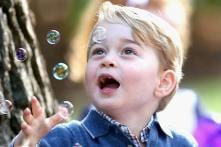 See Adorable Photos of Britain's Prince George