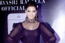 Urvashi Rautela Trolled For Sporting A Bold Black Outfit At Filmfare Awards 2018