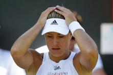 US Open: Beaten Angelique Kerber Admits 'It's Tough at the Top'