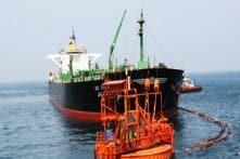 Offshore Patrol Vessel Vikram, a Make in India Initiative, Docks at Mangalore Port