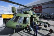 'Deal For Supply of Russian 48 Mi-17 Choppers to India Likely by Year End'