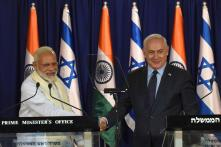 Old Friends Palestinians Bugged as Modi Enjoys New Dosti in Israel