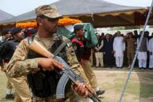 Suicide Bomber Targets Pakistan Paramilitary Force, 2 Dead