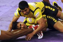 Pro Kabaddi 2017, Bengaluru Bulls vs Telugu Titans Highlights: As It Happened