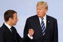 Deeply Regret Trump's Decision to Withdraw Troops from Syria, Says French President Macron