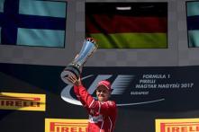 Hungarian Grand Prix: Vettel Wins as Ferrari Take One-Two