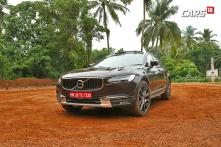 Volvo V90 Cross Country to Launch in India Today