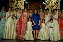 ICW 2017: Anita Dongre's 'Tree Of Love' Makes Couture Look Effortlessly Luxurious Yet Comfortable