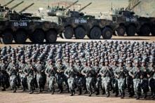 China Plays Wargames as North Korea Tensions Spike