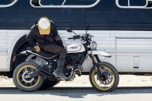Ducati Scrambler Desert Sled Launched in India at Rs 9.32 Lakh