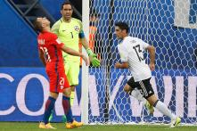 Confederations Cup: Chile Boss Pizzi Defends Diaz After Blunder