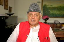 Mehbooba Mufti Govt Hand in Glove With Separatists, Says Farooq Abdullah