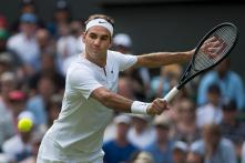 Wimbledon 2017: Roger Federer Thumps Lajovic to Enter Third Round