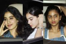 Star Spotting: Suhana Khan, Sara Ali Khan, Jhanvi Kapoor, Disha Patani, Tiger Shroff...