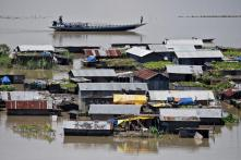 At Least 30 Killed Following Flooding in West Bengal