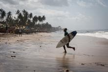 Ghana Eyes Surfing to Boost Tourism Numbers