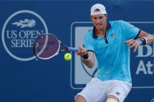 John Isner Routs Chung Hyeon to Reach Semis