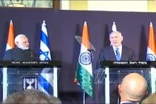India, Israel Issue Joint Call to Tackle Terror Groups And Their Sponsors