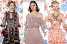 Spring/Summer 2018 collection at Mercedes-Benz Fashion Week